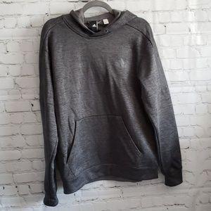Adidas men's Team Issue fleece lined hoodie